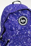 Navy Pool Backpack 2
